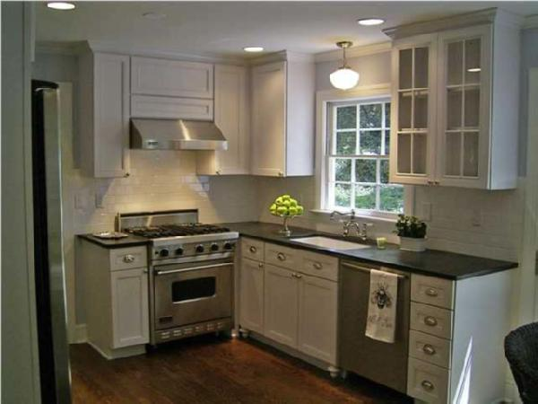 Transitional kitchen for Kitchen floor inspiration