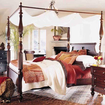 Bedroom for British colonial bedroom ideas