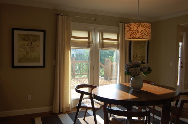 Dining Room Bay Window