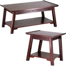 Walmart.com: Chinois Occasional Table Set: Furniture