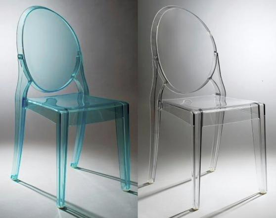 Advanced Interior Designs Ghost Chair