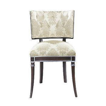 9851-02 : Gabrielle Side Chair by Hickory Chair Furniture