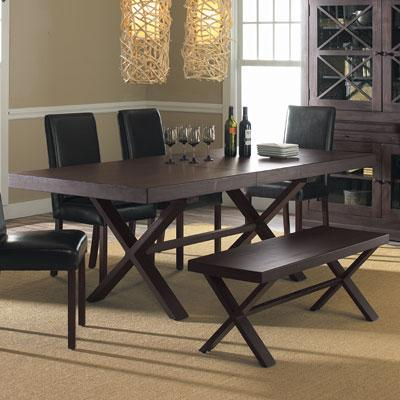 Allure Furniture Designs X Dining Table View Full Size