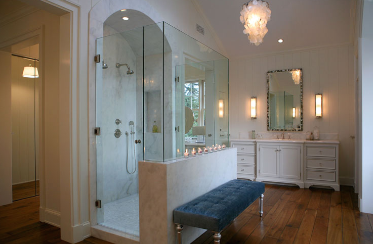 Beautiful Master Bathroom Ideas: Master Bathroom Shower Ideas