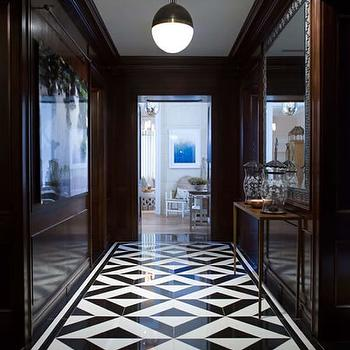 Marble Foyer Floor Design Ideas