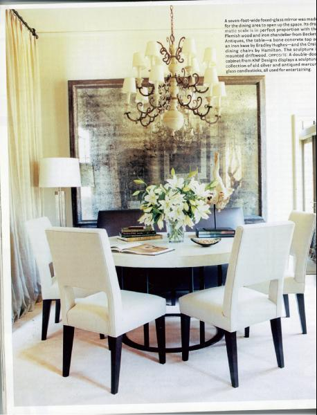 dining room benjamin moore seashell