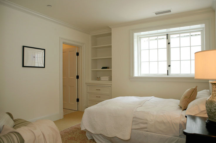 bedroom built ins transitional bedroom giannetti home