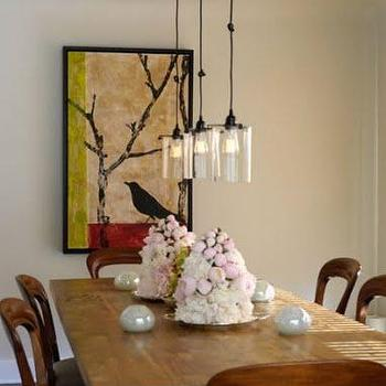 roost glass cylinder pendant view full size dining room