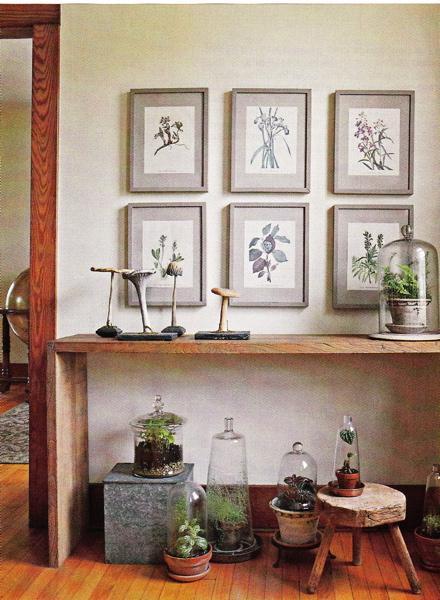 Rustic Cottage Foyer : Rustic cottage foyer design ideas