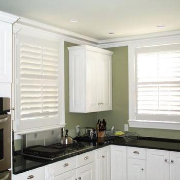 Bedroom White Plantation Shutters Design Ideas
