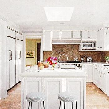 Kitchen Skylight, Transitional, kitchen