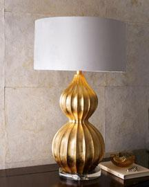 Bower Gold Globes Led Floor Lamp