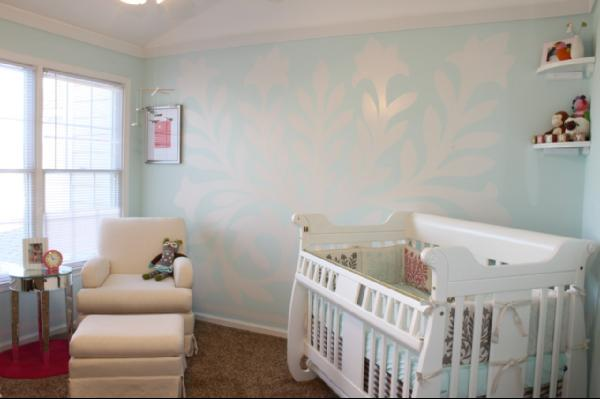 Nursery Wall Mural Part 34