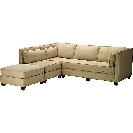 Value City Furniture Factory Direct Furniture Living Room Whitney Pearl 3 Pc Living Room