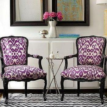 Ikat Chairs