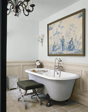 bathroom wainscoting design ideas, Home decor