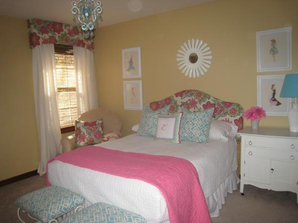 Girl S Room Sherwin Williams Blonde