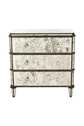 antique mirrored dresser. mirrored dresser�-�anthropologie.com antique dresser r