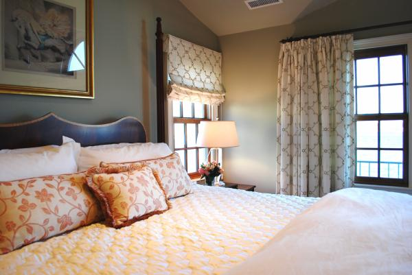 Bedroom Benjamin Moore Paris Rain