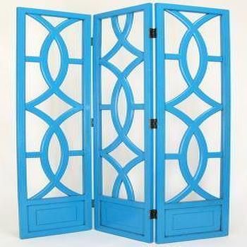 Charleston 3-Panel Room Divider, Room Dividers, Home Accents, Home Decor, HomeDecorators.com