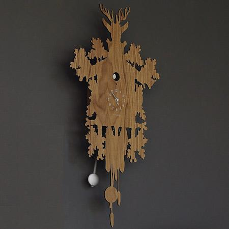 Cuckoo Clock, Graham and Green