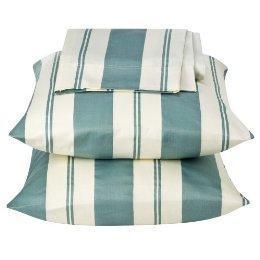 Pottery Barn Cole Stripe Silk Duvet Cover Amp Sham Yellow