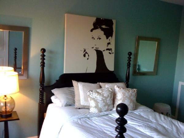 Audrey Painting By Ashley Longshore Design Ideas