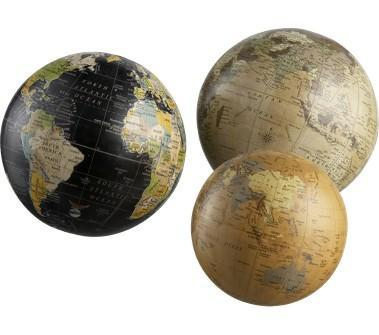 Crate And Barrel Decorative Globes Interesting Decorative Globe Balls