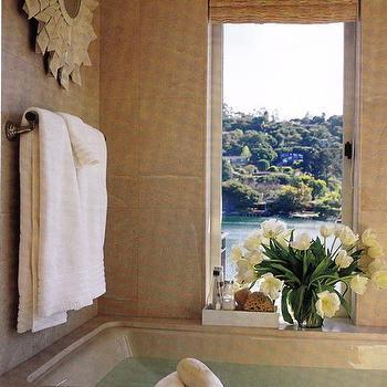 Zen Bathroom Mirror zen bathroom design ideas