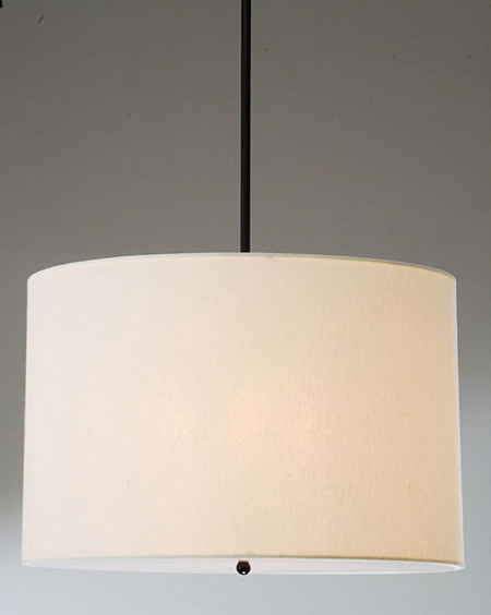 Restoration hardware pendant look 4 less for Restoration hardware window shades