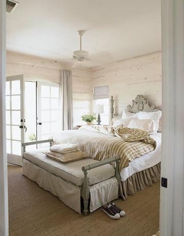 Bedroom, Neutral Romantic