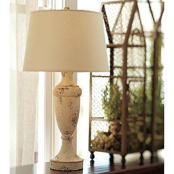 Brentwood Table Lamp Base, Pottery Barn