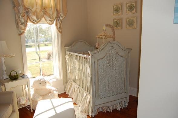 French Crib French Nursery Hgtv