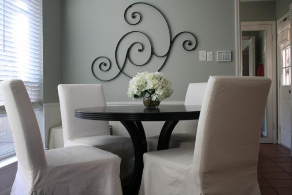 Dining Room Restoration Hardware Silver Sage