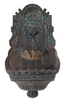 Lion Wall Plaque Stone Statuaries Restoration Hardware
