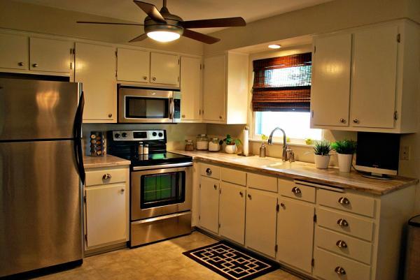 Ikea Kitchen Cabinets White Countertops