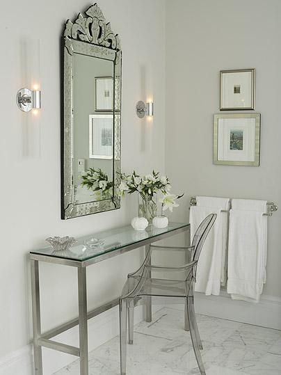 Bathroom Pratt And Lambert Mirage Gray
