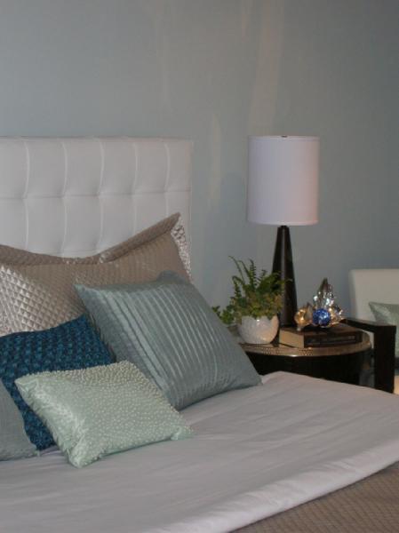 Bedroom Ici Dulux Heavenly Blue