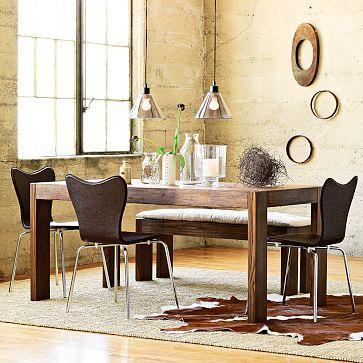 Modern Farm Dining Table West Elm