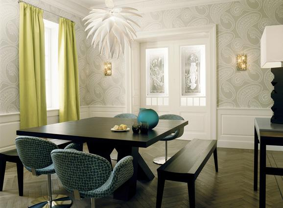 Dining Room Wainscoting Contemporary Dining Room Kate Hume