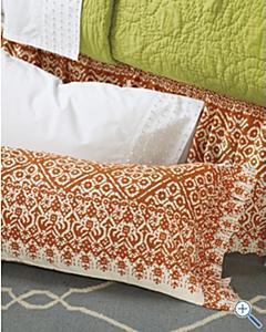 Nicola Casablanca Pillow Cover, Garnet Hill