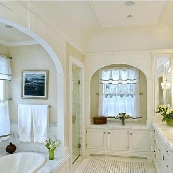Arched Tub Alcove Design Ideas