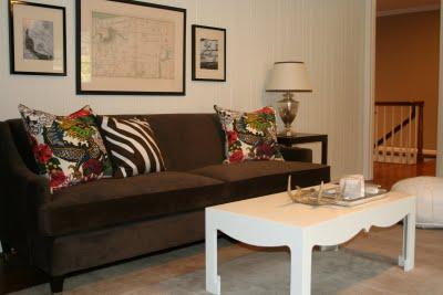 Den Our Family Room Has Changed So I M Uploading Pics For Posterity R B Sofa Bungalow 5 Coffee Table Chiang Mai Pillows
