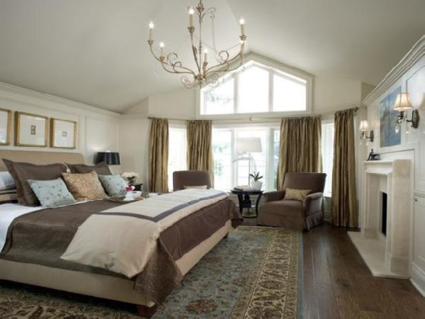 divine classic master bedrooms by candice olson