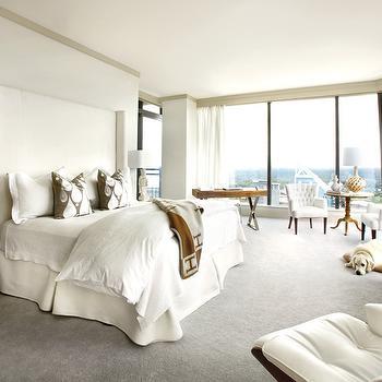 Hermes Throw, Contemporary, bedroom, Pieces Inc