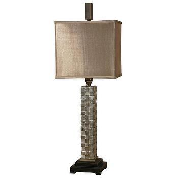 Uttermost Carrara Buffet Lamp, 29118-1