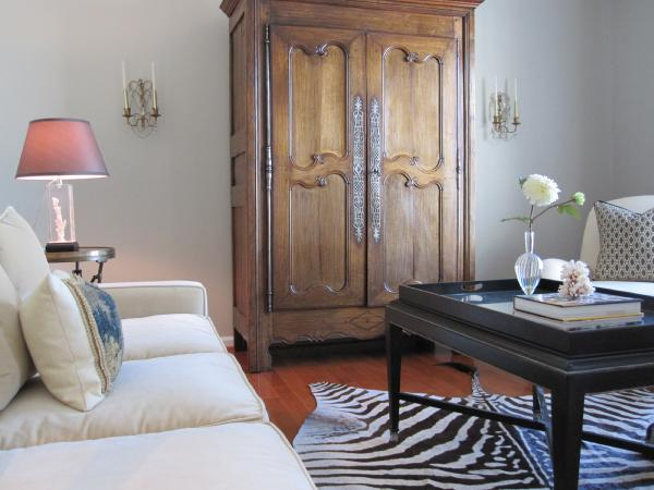 Living Room Armoire