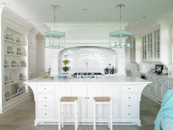 seagrass bar stools cottage kitchen farrow ball all white brooks falotico. Black Bedroom Furniture Sets. Home Design Ideas