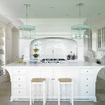 Seagrass Stools Transitional Kitchen Msm Property