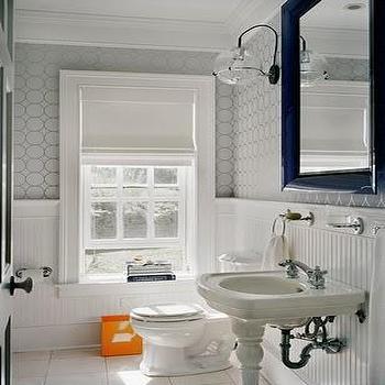 1 Leg Pedestal Sink